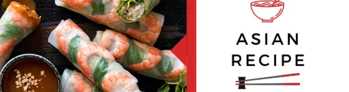Βιετναμέζικα spring rolls!