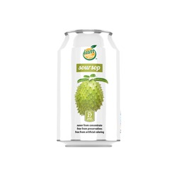 SOURSOP DRINK (GUANABANA) 330ml IAMSUPERJUICE