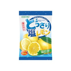 SALTED LEMON CANDY 150g COCON