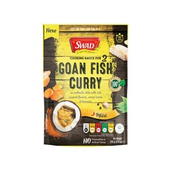 GOAN FISH CURRY SAUCE 250g SWAD
