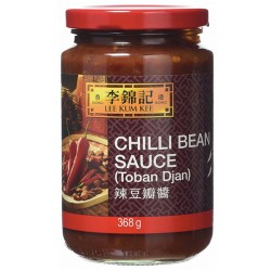 CHILLI BEAN SAUCE HOT (TOBAN DJAN) 368g LKK
