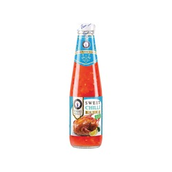 CHILLI SAUCE 50% LESS SUGAR 300ml THAI DANCER