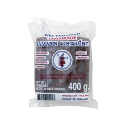 TAMARIND WITHOUT KERNEL 400g THAI DANCER