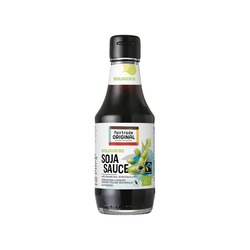 ORGANIC SOY SAUCE 200ml FAIRTRADE