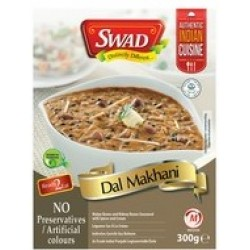 READY TO EAT MEAL DAL MAKHANI 300g SWAD