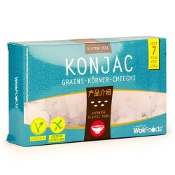 KONJAC GRAINS 300g WOK FOODS