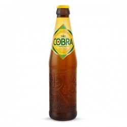 ΜΠΥΡΑ COBRA 4.5% Alc. 330ml