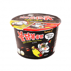 INSTANT NOODLES SPICY CHICKEN (CUP) 105g SAM YANG