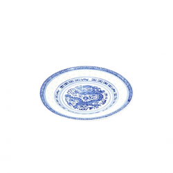 CHINESE PLATE  17,5cm  NONFOOD