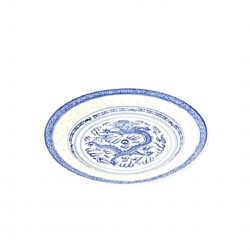 CHINESE PLATE 25cm NONFOOD