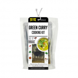 GREEN CURRY COOKING KIT 253g LOBO
