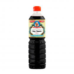 SOY SAUCE (NATURALLY FERMENTED) 1lt HEALTHY BOY