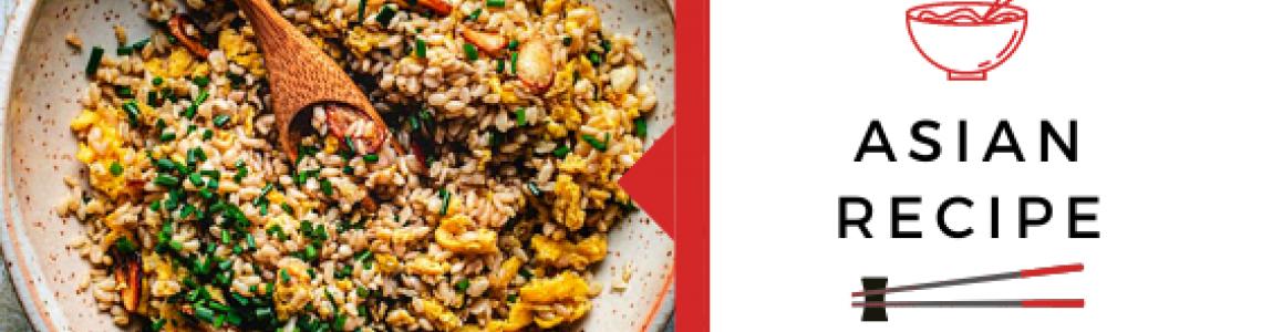 Τηγανητό ρύζι με σκόρδο και μυρωδικά! (Κeto diet)