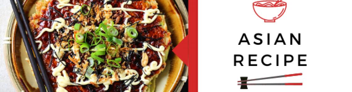 Κρέπες Okonomiyaki!