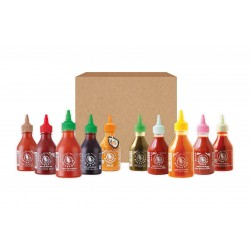 SRIRACHA CHILLI SAUCE MILD & SWEET 200ml FLYING GOOSE