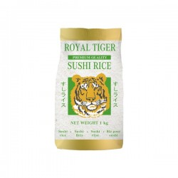 SUSHI RICE  1kg ROYAL TIGER