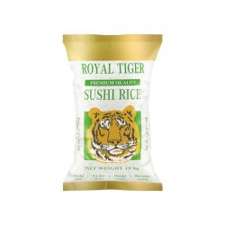 SUSHI RICE 10kg ROYAL TIGER