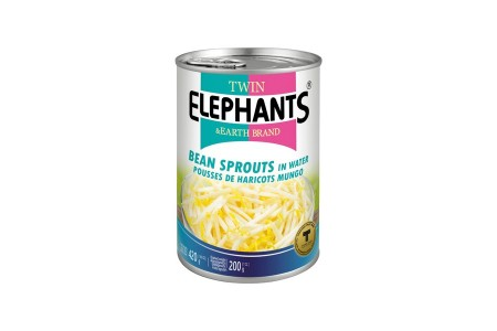 BEAN SPROUTS 420g TWIN ELEPHANTS