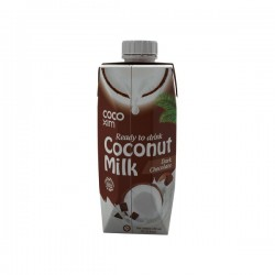 COCONUT MILK DRINK WITH CHOCOLAT FLAVOUR 330ml COCOXIM
