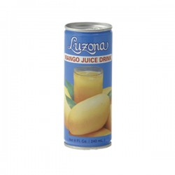 MANGO JUICE 240ml LUZONA