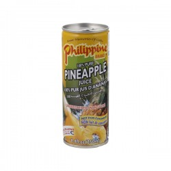PINEAPPLE JUICE UNSWEETENED 250ml PHILIPPINE