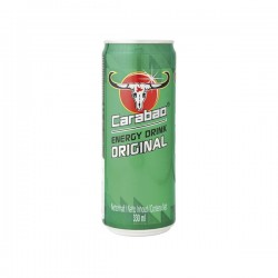 CARBONATED ENERGY DRINK 330ml CARABAO