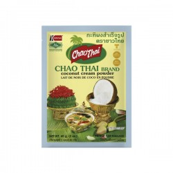 COCONUT CREAM POWDER 60g CHAO ΤΗΑΙ