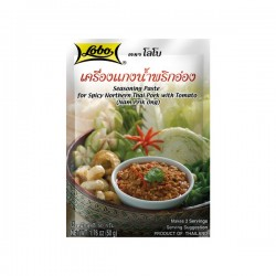 SPICY THAI PORK SEASONING PASTE 30g LOBO