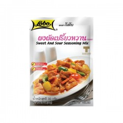 SWEET & SOUR SEASONING MIX 30g LOBO