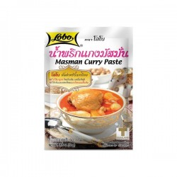 MASAMAN CURRY PASTE 50g LOBO