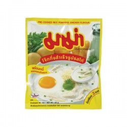 INSTANT CHICKEN RICE PORRIDGE 50g MAMA