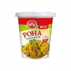 INSTANT RICE CUP POHA 80g MTR