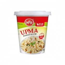 INSTANT RICE CUP VEGETABLE UPMA 80g MTR