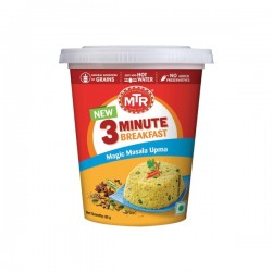 INSTANT RICE CUP MAGIC MASALA UPMA 80g MTR