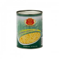 BAMBOO SHOOT STRIPS IN WATER 567g SPRING HAPINESS