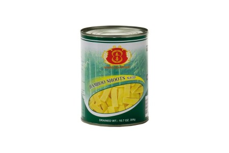 BAMBOO SHOOT SLICES IN WATER 567g SPRINGHOME