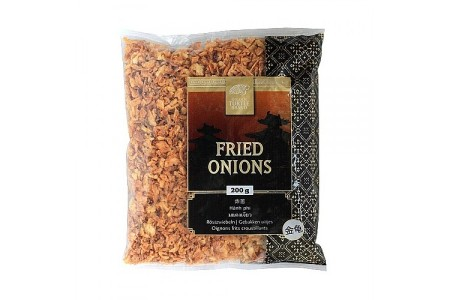 FRIED ONIONS 200g GOLDEN TURTLE