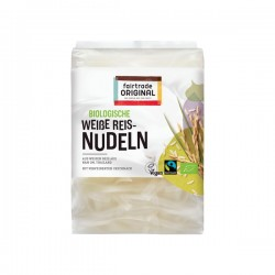 BIO RICE NOODLES 225g FAIRTRADE