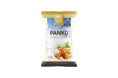PANKO (BREAD CRUMBS)1kg GOLDEN TURTLE CHEF