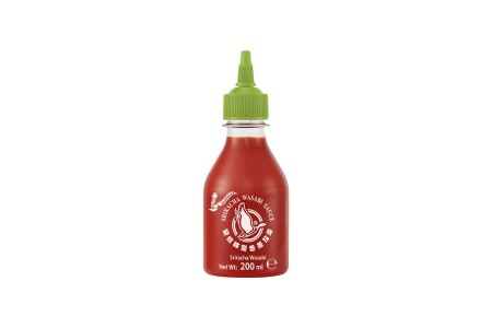 SRIRACHA CHILLI SAUCE WITH WASABI 200ml FLYING GOOSE