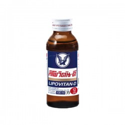 BASE FOR ENERGY DRINK 100ml LIPOVITAN