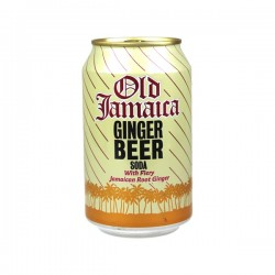 GINGER BEER 330ml OLD JAMAICA