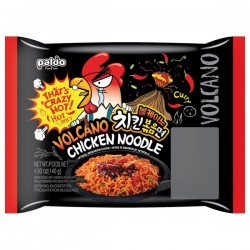 INSTANT NOODLES HOT & SPICY CHICKEN 140g PALDO