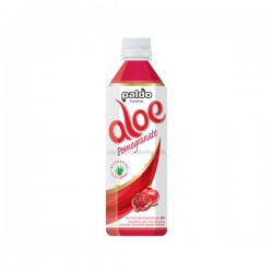 ALOE VERA DRINK WITH POMEGRANATE 500ml PALDO