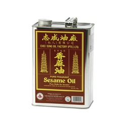 SESAME OIL PURE 3000g DOUBLE PAGODA