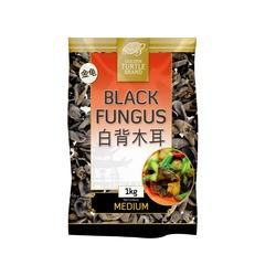 DRIED BLACK FUNGUS 1kg GOLDEN TURTLE