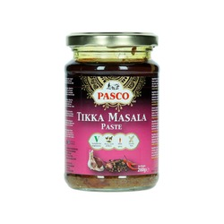 TIKKA MASALA CURRY PASTE 260g PASCO