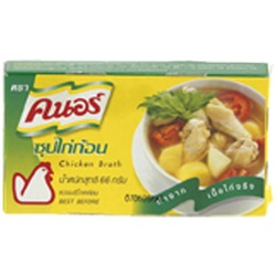 CHICKEN CUBE 80g KNORR