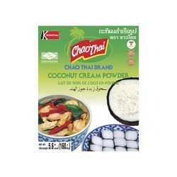 COCONUT CREAM POWDER 150g CHAO THAI