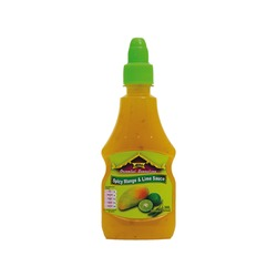 SPICY MANGO & LIME SAUCE 300ml LOBO